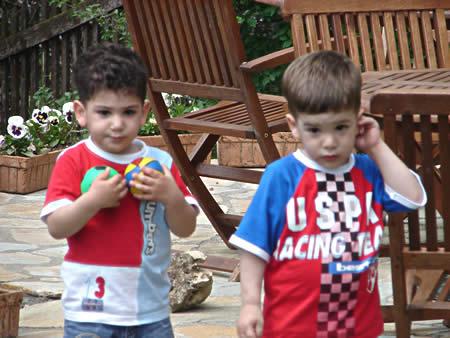 Kaan ve Selim