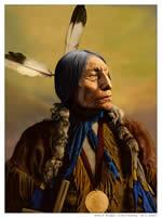 Wolf Robe - Cheyenne