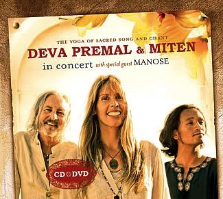 Deva Premal - Miten (in concert)